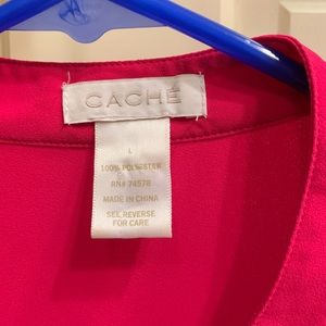 Cache Tops - Long sleeve blouse